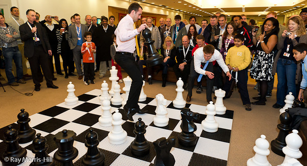 London Chess Classic 2011 - FIDE Open and Other Events
