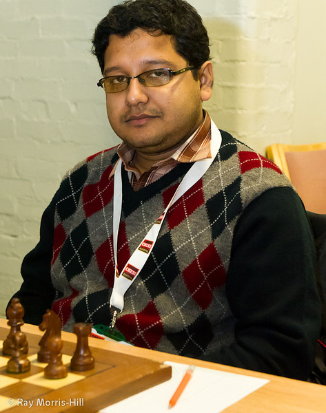 Round 8 FIDE Open : Arghyadip Das