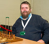 Round 3 of the FIDE Open  - Colin Crouch
