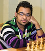 FIDE Open Round 8:  Abhijeet Gupta on his way to winning the FIDE Open
