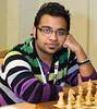 FIDE Open Round 8:  Abhijeet Gupta on his way to winning the FIDE Open