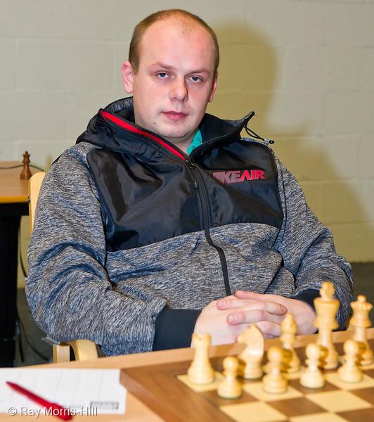 FIDE Open Round 3: Pawel Stoma