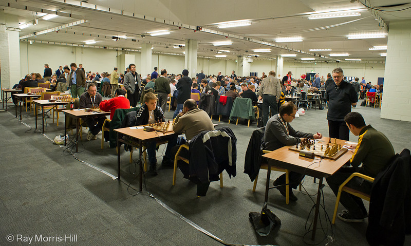 The top boards of Round 5 of the FIDE Open, plus the rest of the weekend events