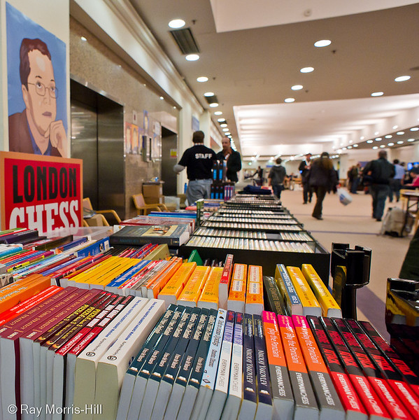 The bookstall