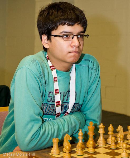 Round 4: Sahaj Grover