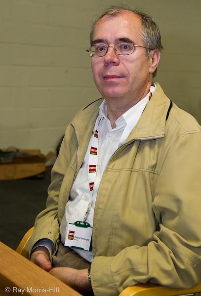 FIDE Open Round 3: Janez Barle
