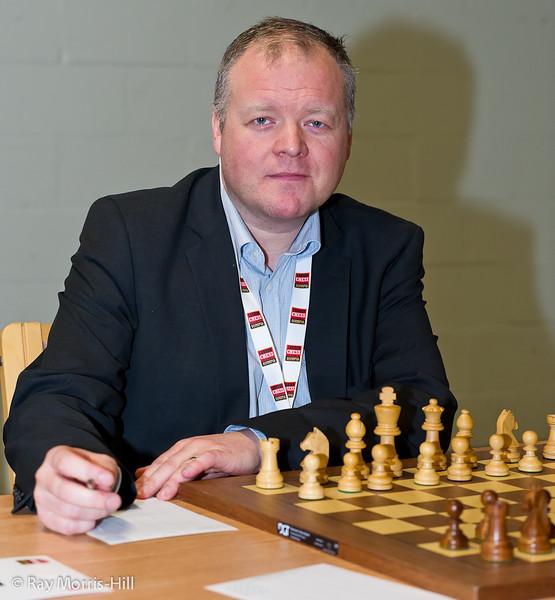 FIDE Open Round 9: Throstur Thorhallsson