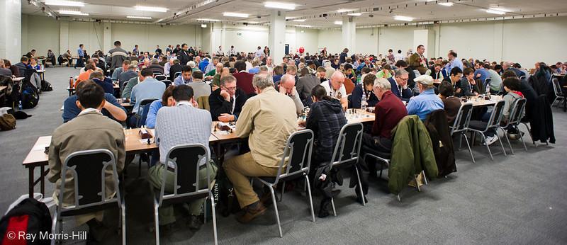 Sunday tournaments: FIDE Open, Women's Invitational, Weekend Open, U170, U145, U120 and Rapidplay - over 400 players