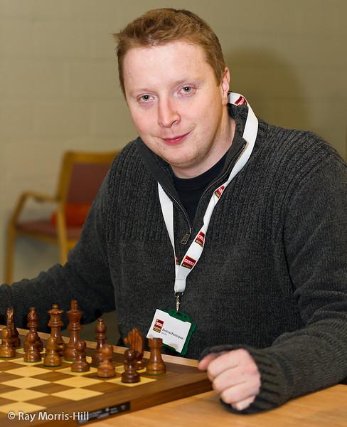 FIDE Open Round 9: Simon Williams