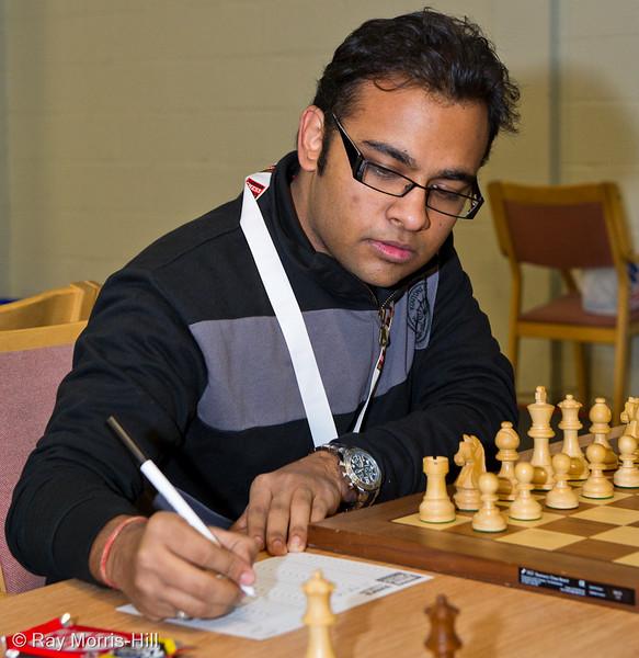 Round 4: Abhijeet Gupta