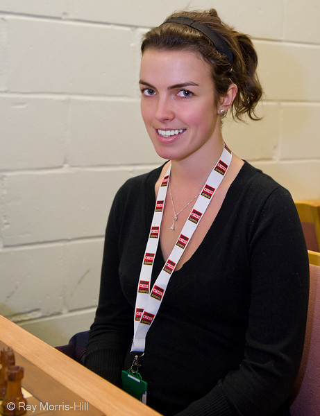 Round 3: Natasha Fairley