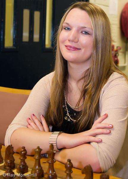 Round 3: Sarah Hegarty