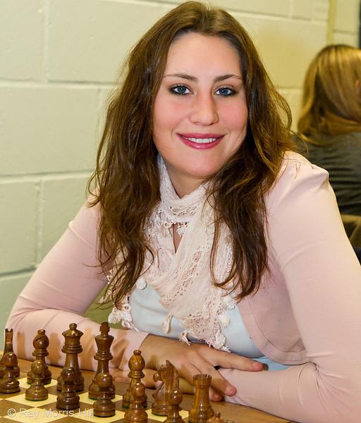Round 4: Arlette van Weersel