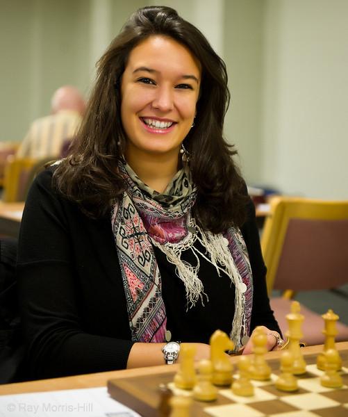 Round 1, Women's Invitational: Fiona Steil-Antoni