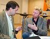 Boris Becker interviewed by Sean Marsh