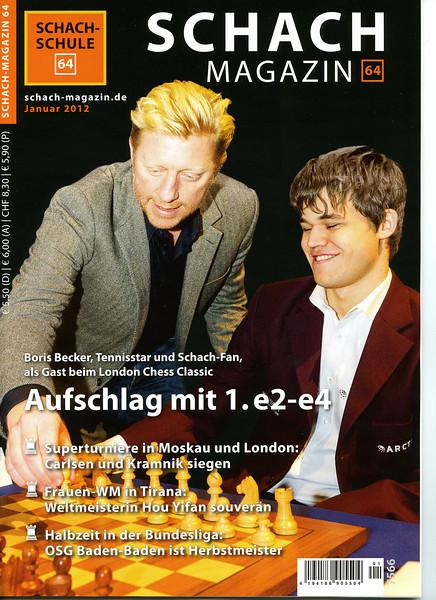 Schach 64 January 2012