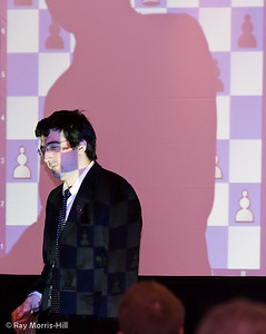 Giant on the chessboard.  Vladimir Kramnik wins the 3rd London Chess Classic
