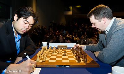 Hikaru Nakamura vs Nigel Short - Round 8