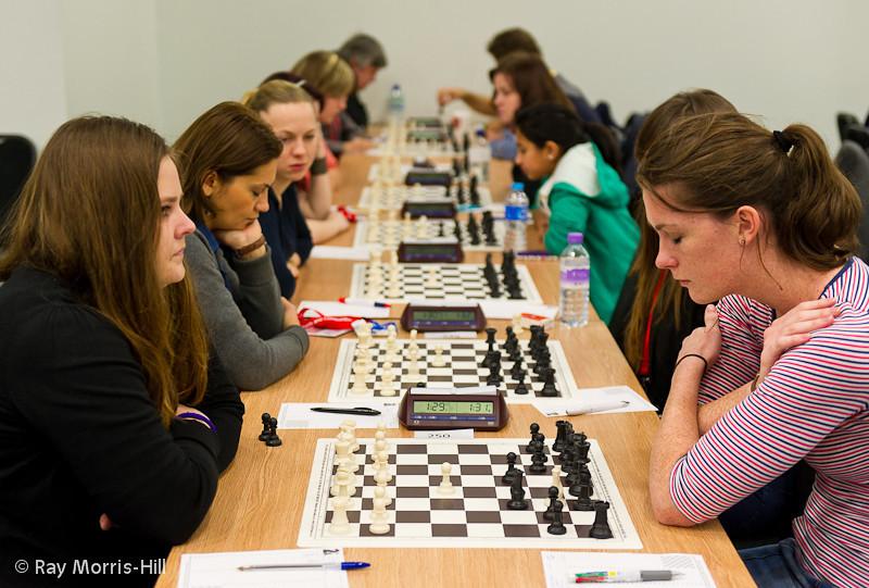 Round 7 of the Women's Invitational