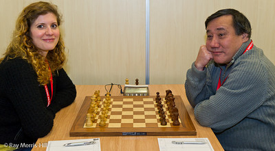 Round 7:  Jovanka Houska vs Mark Hebden