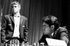 Magnus Carlsen and Hikaru Nakamura
