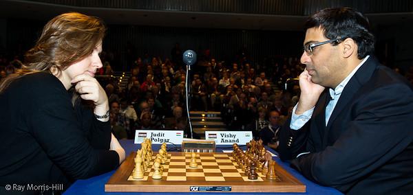 Round 7: Judit Polgar vs Vishy Anand