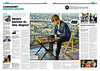 Norwegian Newspaper Aftenposten 6 December 2012