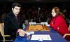 Round 1: Vladimir Kramnik vs Judit Polgar