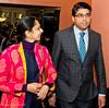 Aruna and Vishy Anand