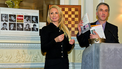 Katharine Walsh, Head Of Communications for Delancey, drew the raffle