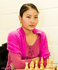 Guliskhan Nakhbayeva in Round 6