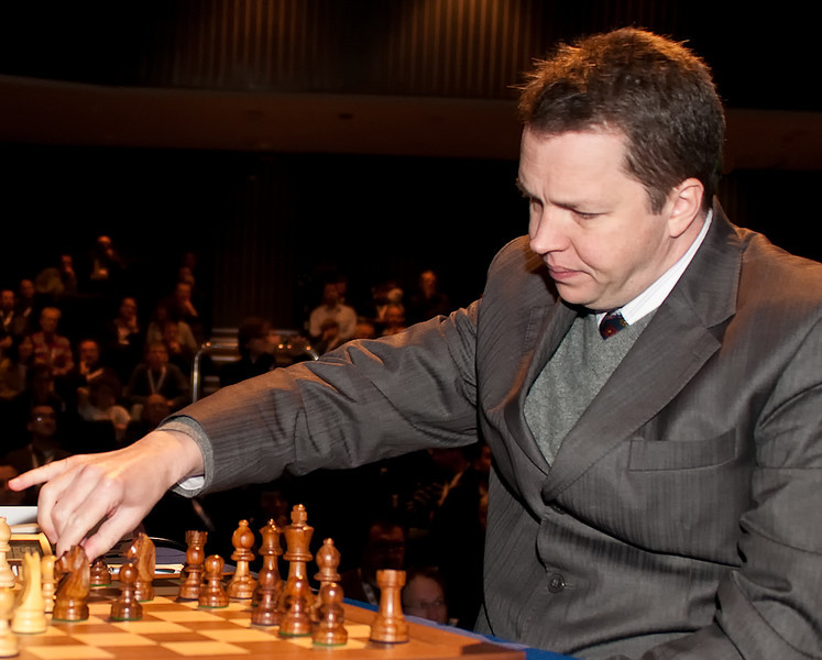 Nigel Short - London Chess Classic