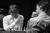 Round 1: Magnus Carlsen vs Luke McShane