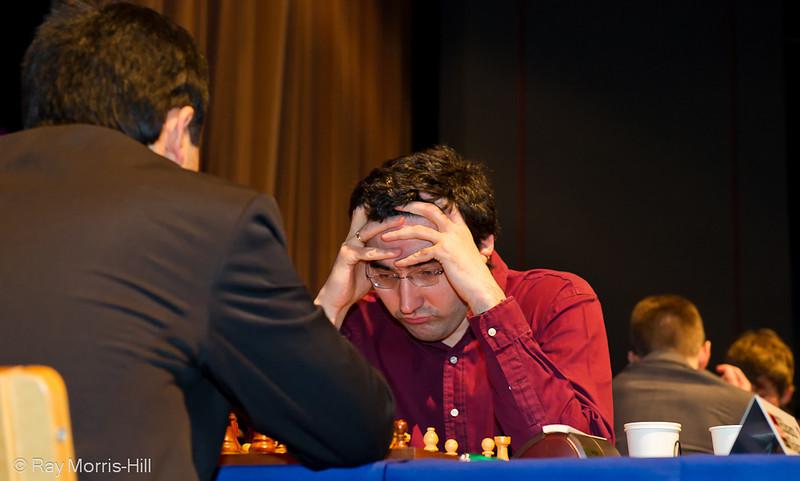 Round 2: Vladimir Kramnik