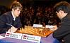 Round 4: Magnus Carlsen vs Hikaru Nakamura