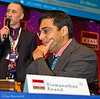 Round 1: Malcolm Pein and Viswanathan Anand