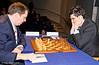 Round 1: Nigel Short vs Vladimir Kramnik