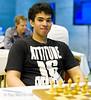 Round 3: Daniel Fernandez