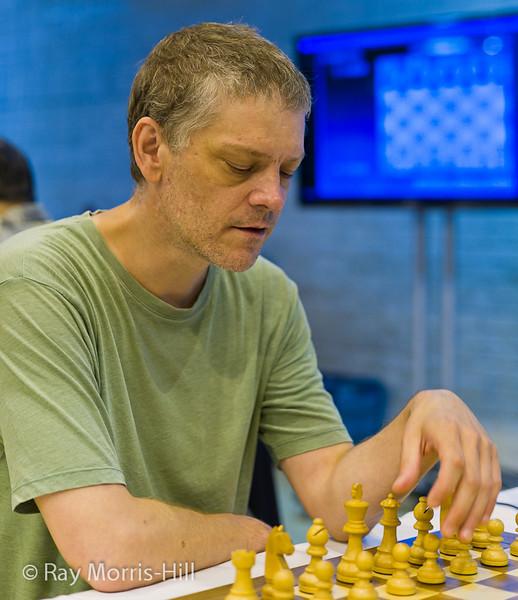 Round 2: Dave Ledger