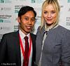 Tao Bhokanandh and Laura Whitmore
