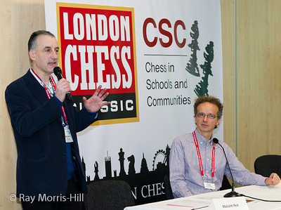 Chess and Education London Conference 2013