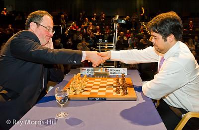 The Final, Game 2: Boris Gelfand vs Hikaru Nakamura