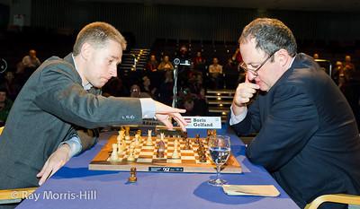 Semi-Final: Michael Adams vs Boris Gelfand