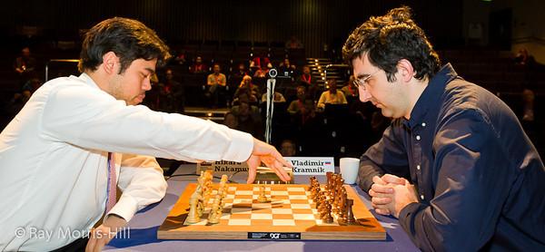 Semi-Final: Hikaru Nakamura vs Vladimir Kramnik