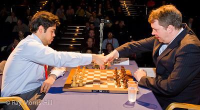 Quarter-final: Hikaru Nakamura vs Nigel Short
