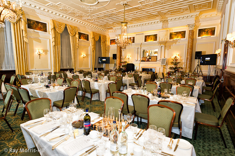 Grand dining at Simpson's-in-the-Strand