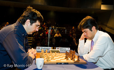 Semi-Final: Vladimir Kramnik vs Hikaru Nakamura