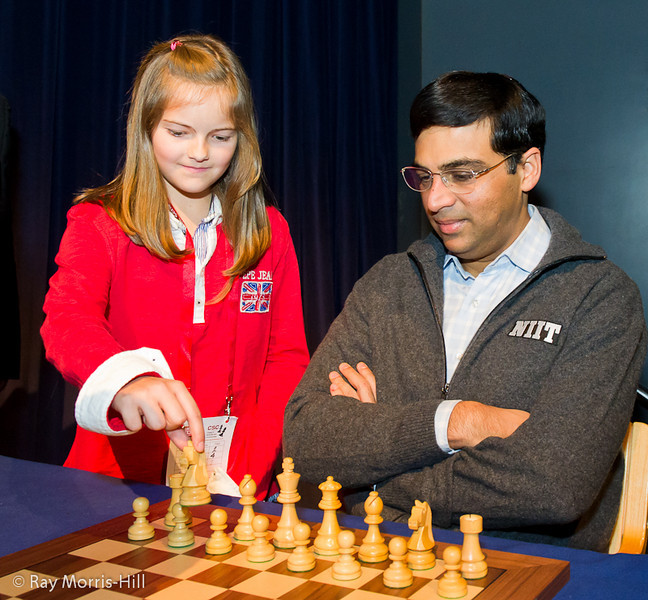 Vishy accepted the opening suggestion 1. Nf3.