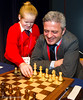 Andrei Istratescu gets some help at the start of Round 1