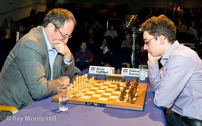 Quarter-final: Boris Gelfand vs Fabiano Caruana